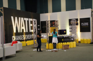 Charity-Water conference